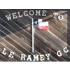L. E. Ramey Golf Course - Public Logo