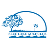 Blue Lake Golf Club Logo