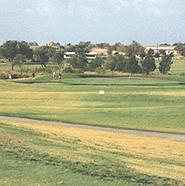 Blackhawk Golf Club - The short and scenic par 3 No. 8, just 160 yards.