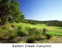 Barton Creek-Canyons