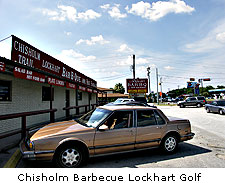 Chisholm Barbecue at Lockhart Golf Club