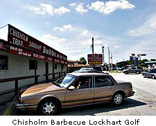 Chisholm Barbecue at Lockhart Golf Club
