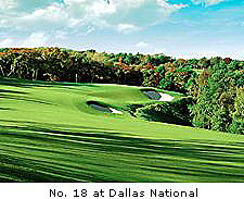 No.18 at National Dallas