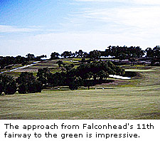 Falconhead Golf Club