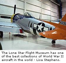 The Lone Star Flight Museum
