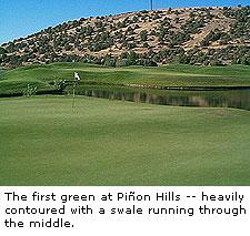 Piñon Hills Golf Course