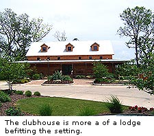Wilderness Clubhouse