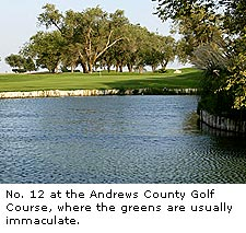 Andrews County Golf Course