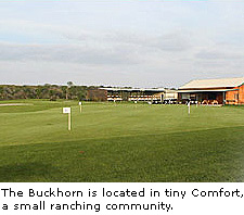 The Buckhorn in Comfort