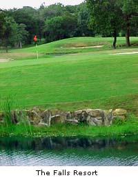 The Falls Golf Club and Resort near New Ulm