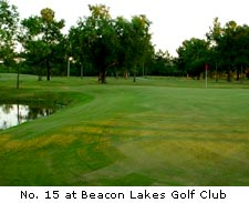No. 15 at Beacon lakes Golf Club