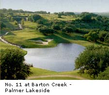 Barton Creek - Palmer Lakeside in Spicewood