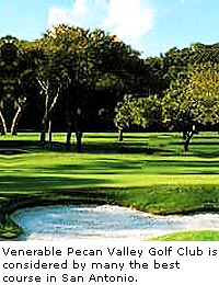 Pecan Valley Golf Club