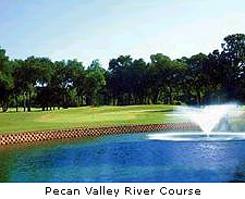 Pecan Valley River Course