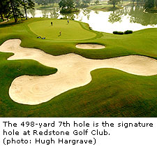 Redstone Golf Club
