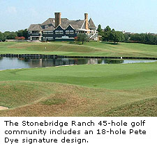 The Stonebridge Ranch