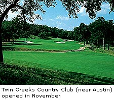 Twin Creeks Country Club