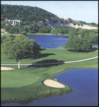 Tapatio Springs Golf Course and Resort
